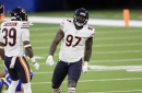 Bears' Edwards powers up, returns from suspension