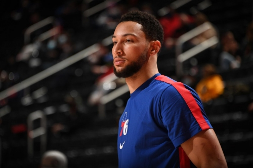 Report: Ben Simmons asked for trade 'right after' 2020-21 season ended