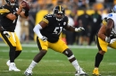 How can the Steelers fix their offensive line problems?