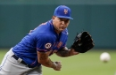 New York Mets, Boston Red Sox announce Wednesday night lineups