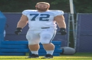 RT Braden Smith not practicing; Colts encouraged by Eric Fisher, Quenton Nelson progress