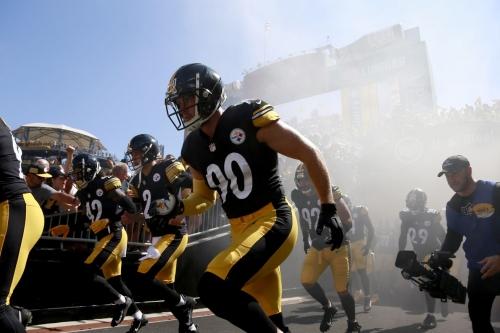 Steelers Injury Report: Watt, Haden limited in practice Wednesday