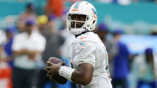 X's and Omar: Can QB Jacoby Brissett lead Dolphins to wins?