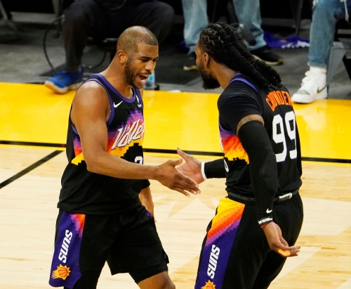 Countdown to training camp: What will Phoenix Suns look like in Year 2 with Chris Paul?