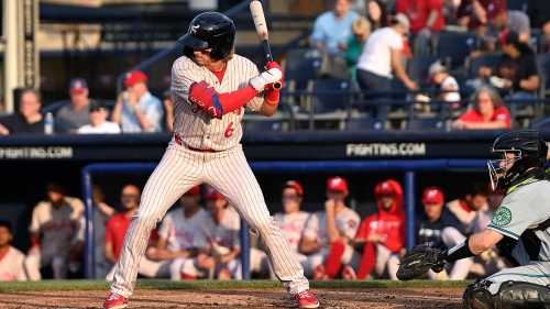 Phillies prospects Bryson Stott, Logan O'Hoppe playing last 10 games with IronPigs