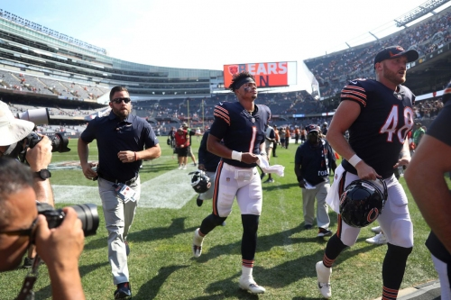 Bears Mailbag: Nickelback issues, tight end usage and getting the offense back on track