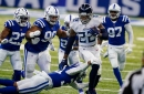 'As soon as you pause, you're on a highlight': Colts ready for Titans Derrick Henry