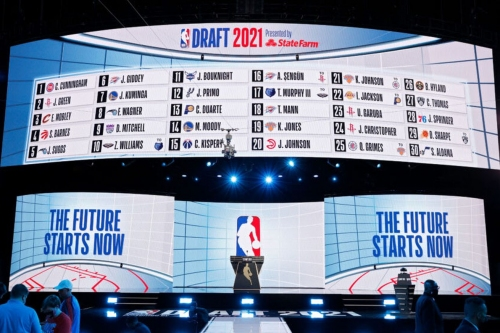 2021 NBA Draft What If's
