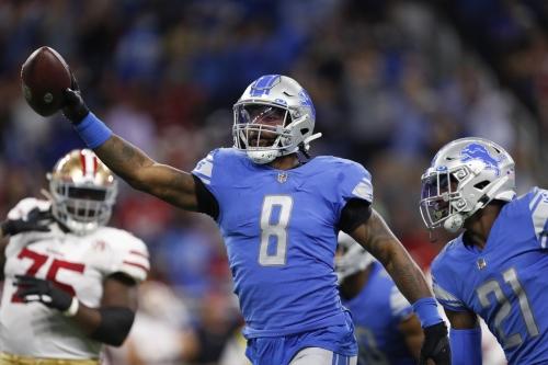 Report: Detroit Lions exploring trade options for Jamie Collins