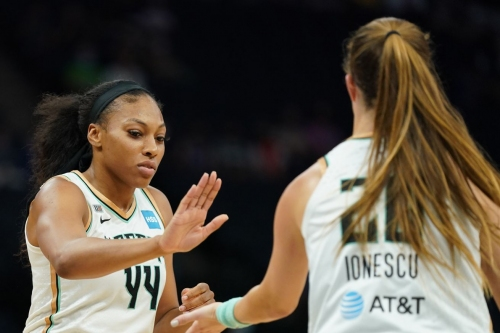 WNBA Playoffs: Liberty try to shock the world and take down the Mercury