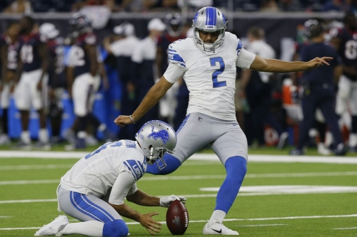 Detroit Lions protect 4 players on the practice squad for Week 3