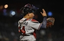 William Contreras starts behind the plate for the Braves Wednesday in Arizona