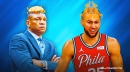 Doc Rivers' Ben Simmons comments fact-checked by Sixers reporter