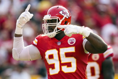 Chiefs vs. Chargers Wednesday injury report: Chris Jones among those limited