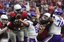 Arizona Cardinals defensive snap count in win over Minnesota Vikings
