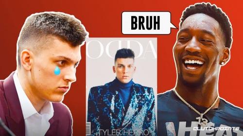 Heat's Bam Adebayo savagely trolls Tyler Herro for latest photoshoot