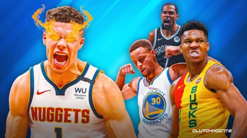Nuggets star Michael Porter Jr.'s top 3 favorite players are Kevin Durant, Stephen Curry, Giannis Antetokounmpo