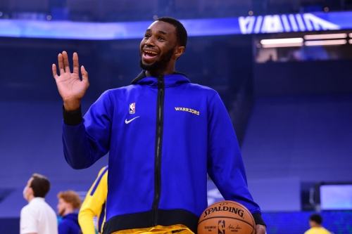 Andrew Wiggins' anti-vax stance reportedly has the Warriors concerned