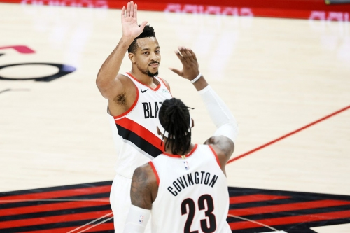 Stephen A Smith: Blazers May Offer McCollum, Covington And Picks For Simmons