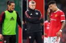 Manchester United news and transfers LIVE Sancho and Cavani latest plus reaction to West Ham defeat