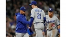 Walker Buehler exits early as Dodgers lose at Coors Field