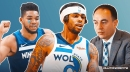 D'Angelo Russell-Warriors trade played part in Gersson Rosas firing from Timberwolves
