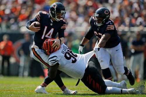 Chicago Bears Sackwatch 2021: Week 2 vs Cincinnati Bengals