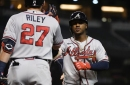 Anderson throws a gem, Ozzie makes history in Braves 9-2 win