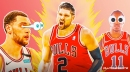Don't forget about Nikola Vucevic after the Bulls' blockbuster offseason