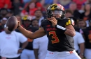 QB Taulia Tagovailoa leads Maryland football to 37-16 win over Kent State, giving Terps a 4-0 start