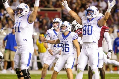 Twitter reactions to Kentucky's gutsy win at South Carolina