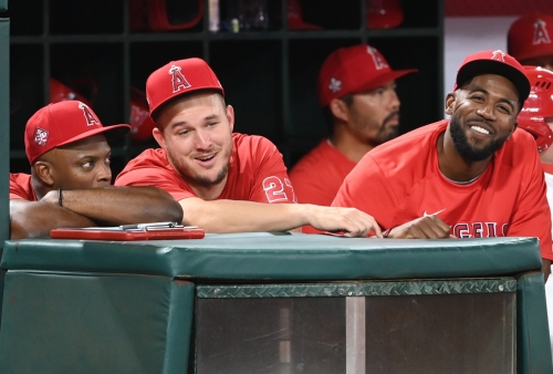 Angels' Mike Trout felt 'relieved' after deciding to end his 2021 comeback