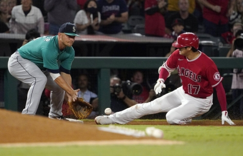 Mariners' six-game win streak comes to end as they fall further back in wild-card hunt