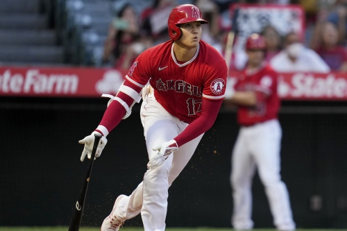 Angels Bats Go Nuclear in 14-1 Thrashing of Mariners