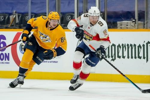 Preseason Game(s) Thread: Nashville Predators @ Florida Panthers