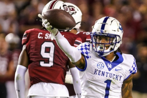 10 risers and 2 fallers from Kentucky's road win over South Carolina