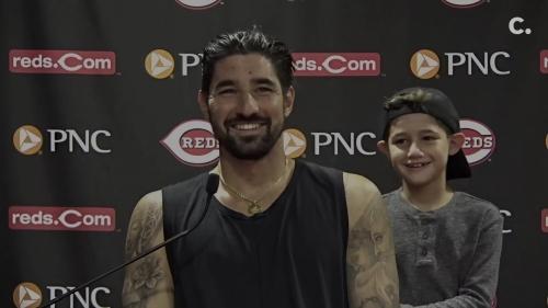 Nick Castellanos: 'It's cool to take on the Cincinnati vs. everybody mentality'