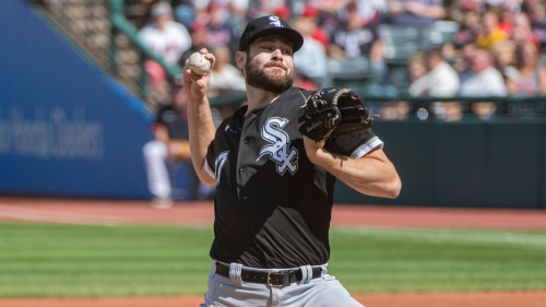 Lucas Giolito looks in playoff form with 6 shutout innings in the Chicago White Sox's 5-2 win vs. the Cleveland Indians