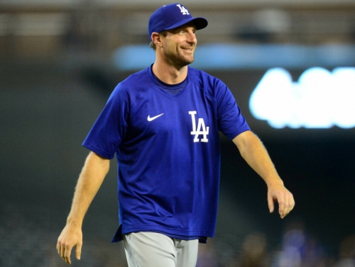 Max Scherzer Happy To Be Back With Dodgers Trainer Keith Pyne