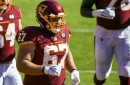 Giants' roster move: G Wes Martin signed off Washington practice squad