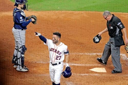 2021 Series Poll: Tampa Bay Rays @ Houston Astros