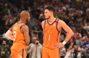 Jersey numbers announced for 2021-22 Phoenix Suns