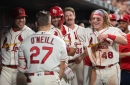 Catch up with the Cardinals: The words behind the 16 wins as Redbirds are one away from wild card