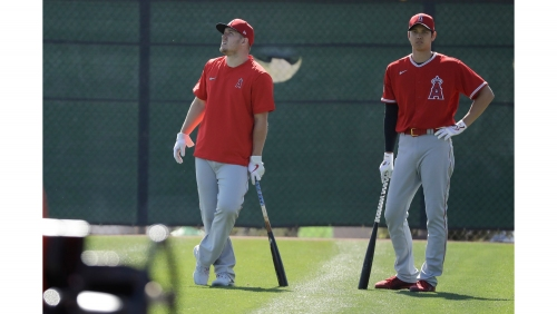 Angels GM Perry Minasian says comments from Shohei Ohtani, Mike Trout are to be expected