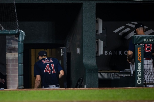 Red Sox 2, Orioles 4: An embarrassing night