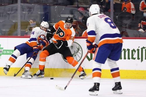 Islanders 3, Flyers 2: Time to overreact