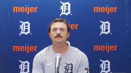 Detroit Tigers' Tyler Alexander explains key adjustments vs. Minnesota Twins