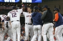This Time the Astros Walk-off. Pull One Out 4-3 over Rays.