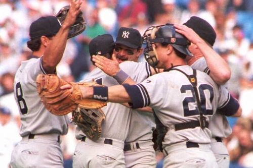 Revisiting one of the biggest regular season home runs in Yankee history