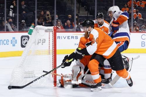 Five stars of the Flyers' preseason debut against the Islanders